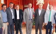 Milletvekili Cemal Yılmaz Demir Ladik'te