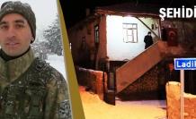 Samsun'daki Babaevine Acı Haber Ulaştı