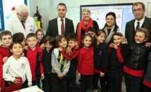 Usta'dan Okullara Başarı Ziyareti