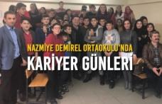 Nazmiye Demirel Ortaokulu'nda Kariyer Günleri