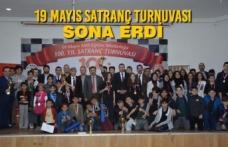 19 Mayıs Satranç Turnuvası Sona Erdi