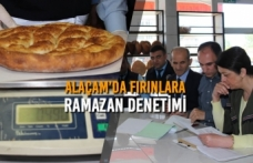 Alaçam'da Fırınlara Ramazan Denetimi