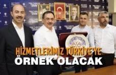 Başkan Mustafa Demir, Terme'de Partililere Seslendi