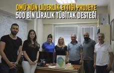 OMÜ'nün Liderlik Ettiği Projeye 500 bin Liralık TÜBİTAK Desteği