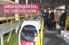 Büyükşehir Bir İlke İmza Atarak Tramvaylarda Yerli Akü Kullanmaya Başladı
