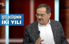 Başkan Mustafa Demir, Görevdeki 2 Yılını Canlı Yayında Anlattı