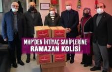 MHP'den İhtiyaç Sahiplerine Ramazan Kolisi