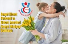 Sosyal Hizmet Personeli ve Bakım Anneleri Sosyal Medyayı Salladı