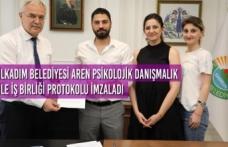 İlkadım Belediyesi Aren Psikolojik Danışmalık Merkezi İle İş Birliği Protokolu İmzaladı