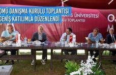 OMÜ Danışma Kurulu Toplantısı Geniş Katılımla Düzenlendi
