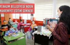 Atakum Belediyesi'nden Mahremiyet Eğitimi Semineri