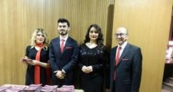 Bafra Musıki Cemiyeti Tsm Korosu'ndan Muhteşem Samsun Konseri