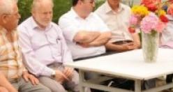 Başkan Şahin Gazipaşa'da Halkla Buluştu