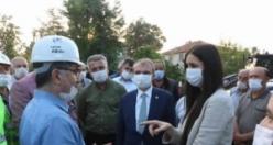 Karaaslan Ve Kırcalı'dan Alaçam - Yakakent'e Ziyaret