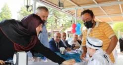 Bafra'da 17.Geleneksel Sünnet Merasimi Yapıldı