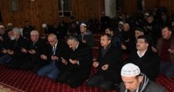 Bafra Muhsin Yazıcıoğlu'nu Andı