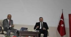 Başkan Kılıç; Bafralı Gençlerle Ortak Akıl Buluşmasında