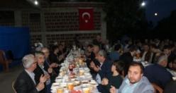 Aşcı Ailesinin İftar Yemeği Geniş Katılımla Yapıldı