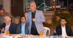Başkanı İlyas Acar Sanayi Esnafı İle İftar'da Buluştu
