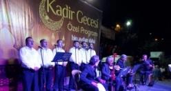 Bafra'da İftardan Teravihe Kadir Gecesi Coşkusu
