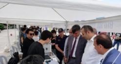 Bafra'da Robotik Kodlama Festivali