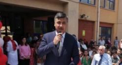 Bafra'da 25 Bin Öğrencide Karne Heyecanı