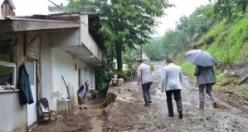 19 Mayıs İlçesinde Sel Felaketi