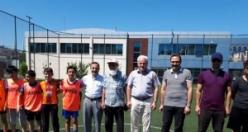 Bafra'da Yaz Futbol Turnuvası Başladı