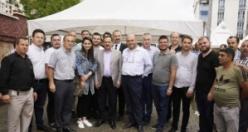 Başkan Mustafa Demir, Etli Pilav Günü'nde Mübadillerle Buluştu