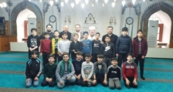 Samsun İl Müftülüğü Bafra Gençlik Kampı Başladı
