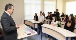 Başkan Demir, Mektup Arkadaşları İle Buluştu