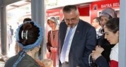 Başkan Kılıç'tan Yenilenen 'Kadın Emek Pazarı'na Ziyaret