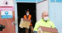 Atakum'da Sevimli Dostlar İçin Toplumsal Dayanışma