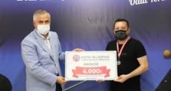 Bilardo Turnuvası Finali, Şölen Havasında Gerçekleşti