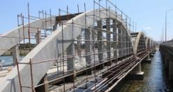 Çetinkaya Köprüsü 82 Yıl Sonra İlk Kez Kapsamlı Bir Restorasyondan Geçiyor