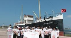 Biz Anadoluyuz Projesi Kapsamında Sinoplu Öğrenciler Samsun'u Gezdi