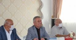 Başkan Acar; Muhtarlarla İstişare Toplantısı Gerçekleştirdi
