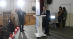 Bafra'da Sosyal Medya Bağımlılığı ve Mahremiyet Eğitimi Semineri