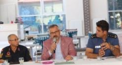 Kapıkayafest 2019 Güvenlik Toplantısı Yapıldı