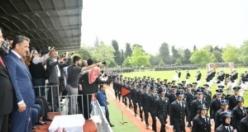 19 Mayıs Polis Meslek Yüksekokulu 17. Dönem Mezuniyet Töreni