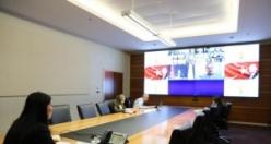 Başkan Kılıç Video Konferans İle İlçenin Korona Virüs Mesaisini Anlattı