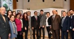Başkan Mustafa Demir Sergi Açtı