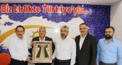 Başkan Mustafa Demir, Salıpazarı'nda