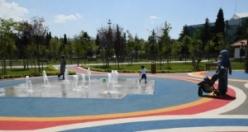 Samsun 'Millet Bahçesi'ne Kavuştu
