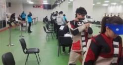 Yıldızlar ve Gençler Atıcılık İl Şampiyonası Bafra'da Sona Erdi