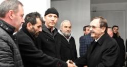 Başkan Zihni Şahin, Eylül'e Söz Verdi