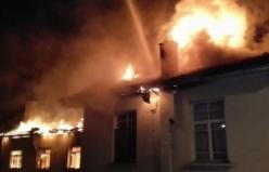 Bafra'da Çıkan Yangın Büyümeden Söndürüldü