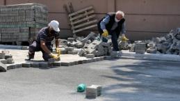 Bafra Belediyesinde Mesai Bitmiyor