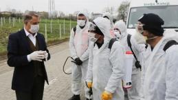 Başkan Cemil Deveci'den Hayırseverlere Çağrı