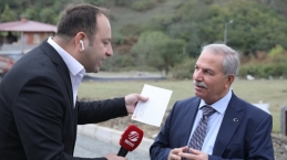 Başkan Demirtaş; Beyaz Tv'de İlkadım'da Yapılan Hizmetleri Anlattı